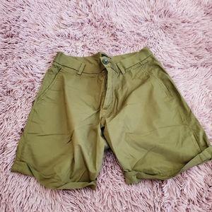 HM Chino shorts